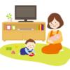 子どもがテレビを近くで見てしまう時の対処法